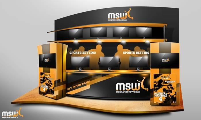 Megasportsworld sports betting off track betting logos